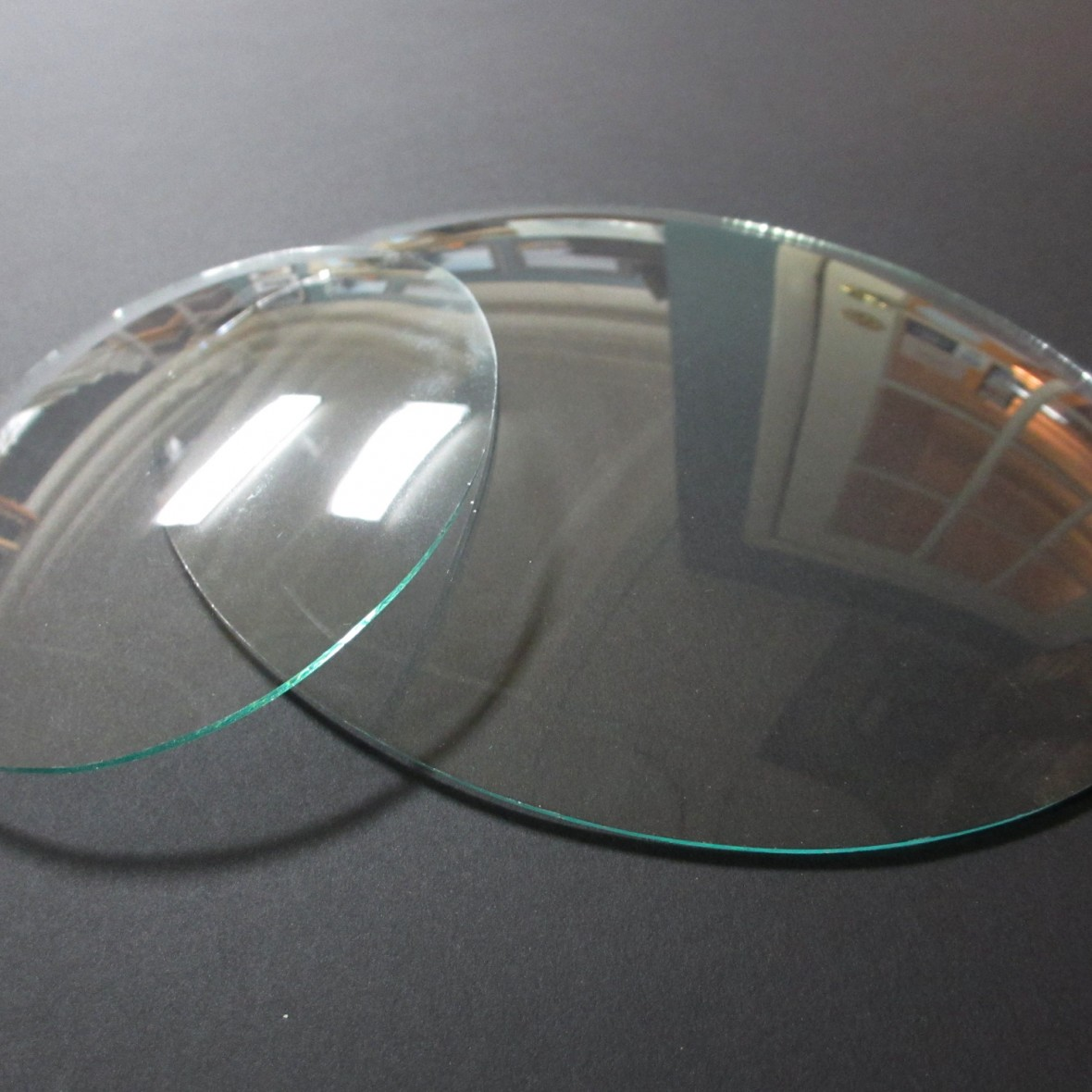 Convex Picture Frame Glass
