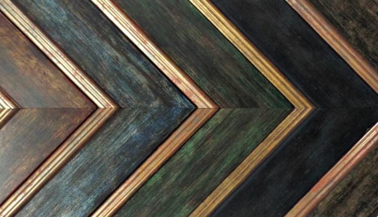 Watercolor Panels - Turner Associates - Rose City Framemakers - Sparta NJ - Custom Framing